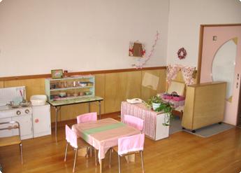 保育室 第二ひまわり幼稚園